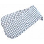 Portland Check Cedar double oven glove